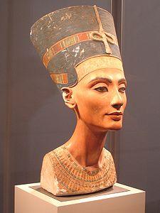 ¿A quién pertenece Nefertiti?