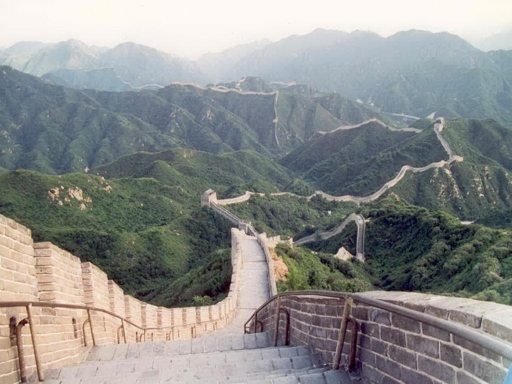 La gran muralla china en peligro for Q es la muralla china