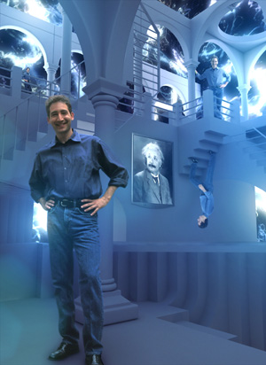 Brian Greene, fundador del festival. (Foto: World Science Festival)