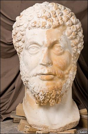 Busto de Marco Aurelio. (Foto: Sagalassos Archaeological Research Project) Ver más fotos