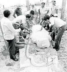 Tres décadas con el sarcófago fenicio