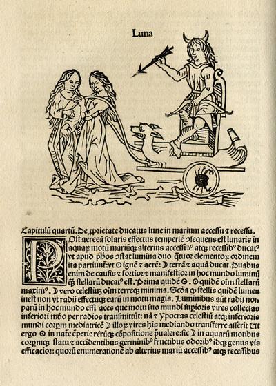 Con una exposición y la publicación de Libros y bibliotecas. Tesoros del Ministerio de Defensa, este departamento da a conocer extraordinarios libros como el Albumasar, de 1489, un incunable que trata de astronomía y en el que destacan los tipos góticos.