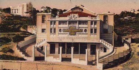El sueño 'español' de restaurar el Teatro Cervantes de Tánger