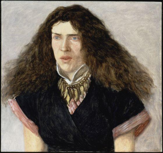 'Marie-Catherine', de Arikha