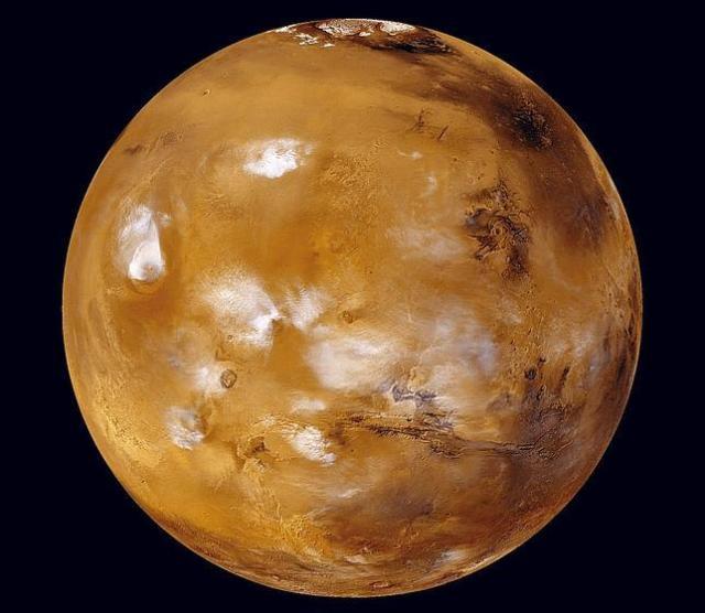 NASA, El planeta Marte