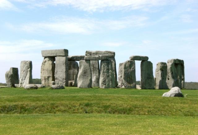 Stonehenge. ALMARE