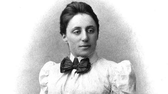 cc | Imagen de Emmy Noether