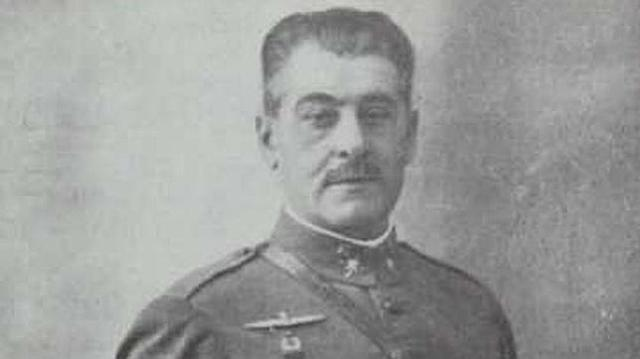 abc El general Amadeo Balmes, gobernador militar de Las Palmas