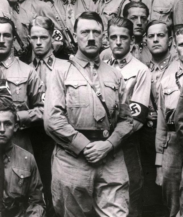 Fotos de oficiales alemanes