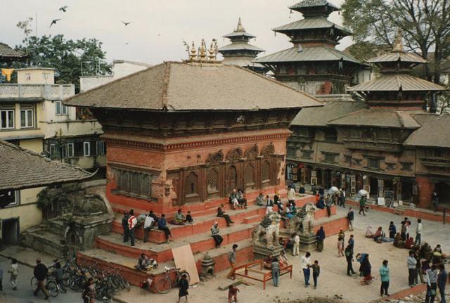 Plaza Durbar de Patan