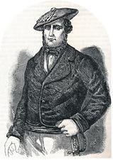 Martín Zurbano, el militar liberal progresista riojano que dio nombre a la calle