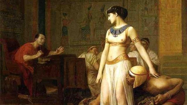 Jean Leon Gerome Los historiadores dicen de ella que era «puta» y «lasciva»