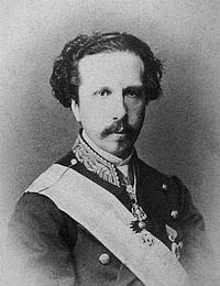 ABC El Rey consorte Francisco de Asís de Borbón.