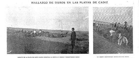 abc Las imágenes publicadas por ABC en 1904