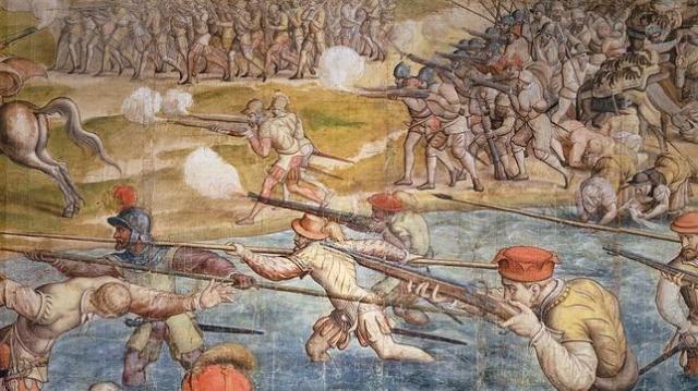 ABC Tapiz del ataque a Túnez por parte de los ejércitos de Carlos I, el epílogo del desastre de Los Gelves de 1560