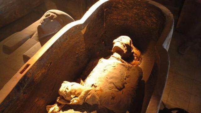 aRCHIVO abc La momificación, según se ha demostrado actualmente, era sumamente efectiva