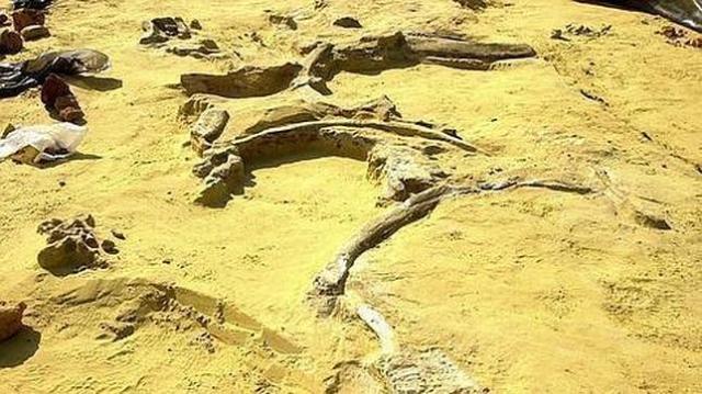 abc | Restos arqueológicos de la Prehistoria