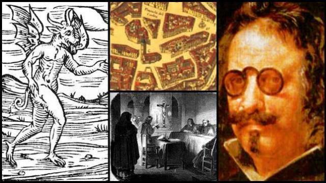ABC Andreini fue contemporáneo de Francisco de Quevedo
