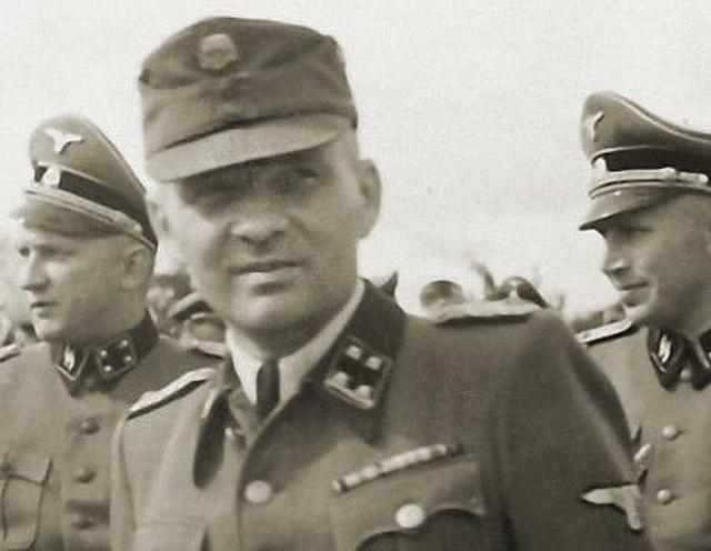 Wikimedia | Rudolf Hoss fue el responsable de miles de muertes y, según su hija, un padre muy cariñoso