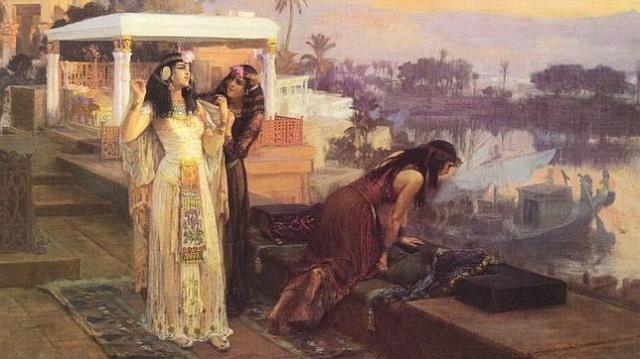 wIKIMEDIA Su pacto político pretendía unir Roma y Egipto, pero acabó en tragedia para ambos