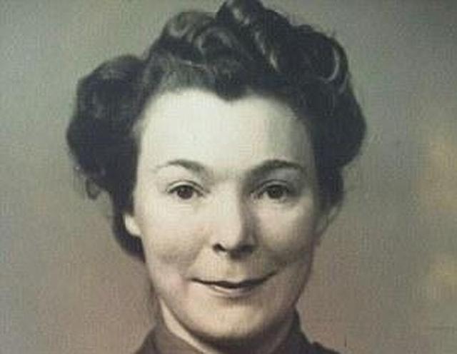 D.M. La mujer falleció a los 99 hace menos de un año