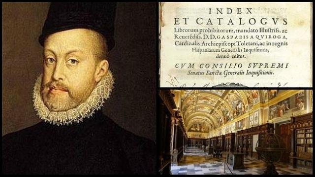 ABC Felipe II y la biblioteca del Real Monasterio de El Escorial