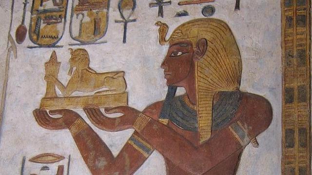 Wikimedia Se cree que una de las concubinas de Ramsés III urdió un plan para asesinarle