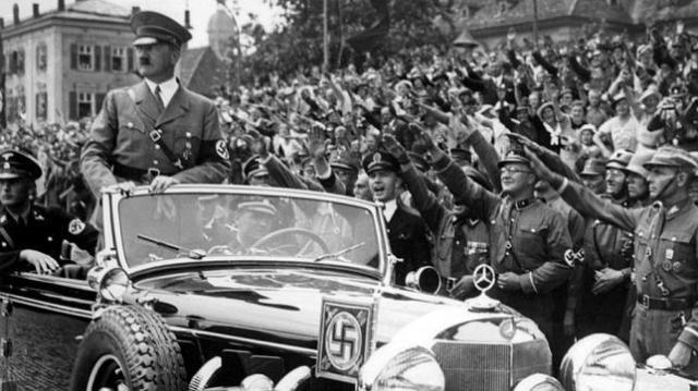 Archivo ABC Hitler, sabedor de la importancia de las ETS, fue uno de los ideólogos de los prostíbulos de campaña