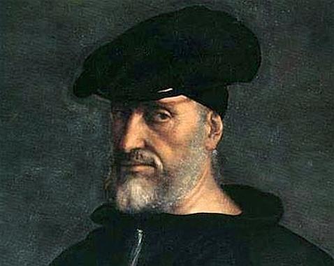 Retrato de Andrea Doria Wikimedia