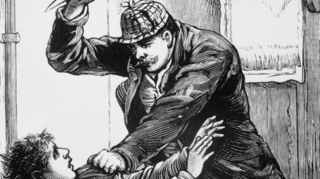 archivo Jack el Destripador es considerado como el primer asesino en serie de la historia