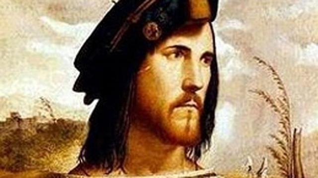 abc Pintura que representa a César Borgia