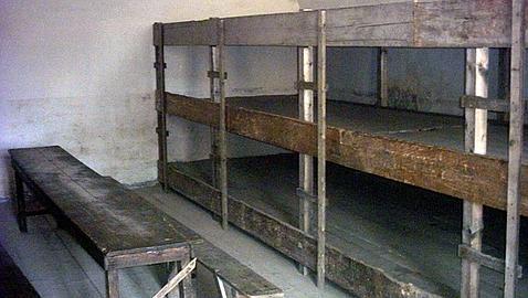 Literas del campo de concentración en la actualidad Wikipedia