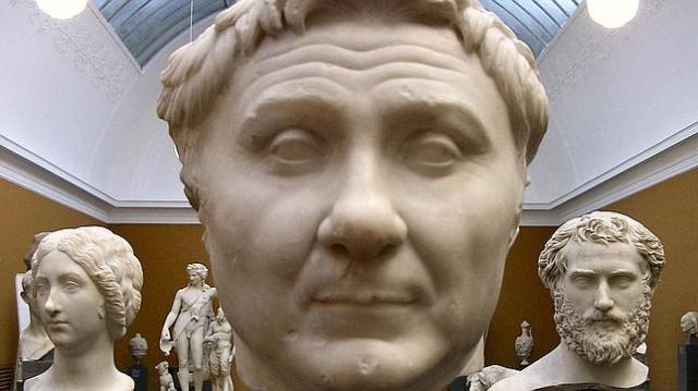 Wikipedia Escultura de Cneo Pompeyo «Magno»