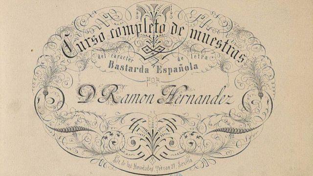Exposición 'El arte de la caligrafía'. 'El Pendolista universal: primera Parte'.