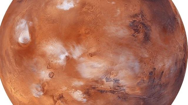 ABC Los terranos llegaremos al Planeta Rojo en 2030