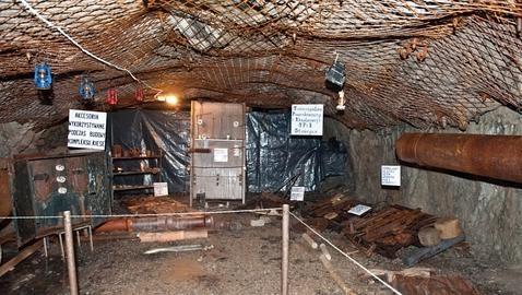 Subterráneos de Osówka