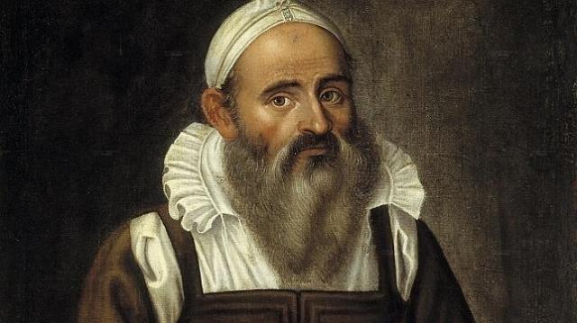 Brígida del Río, la barbuda de Peñaranda, retratada por Sánchez Cotán en 1590