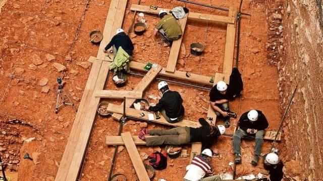 félix ordóñez La Sima de los Huesos es un yacimiento de referencia mundial