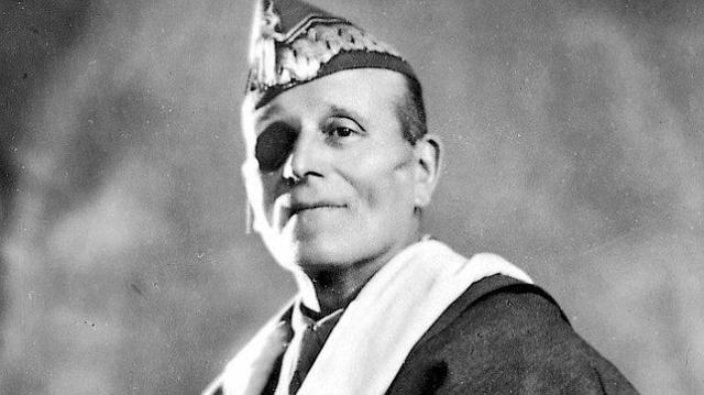 Archivo ABC José Millán Astray y Terreros, ideólogo de la Legión española