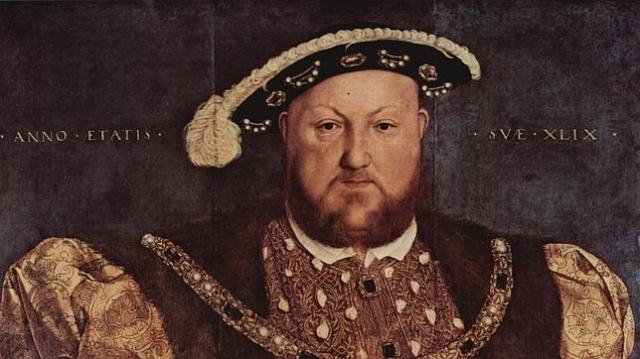 Enrique VIII por Hans Holbein «el Joven»