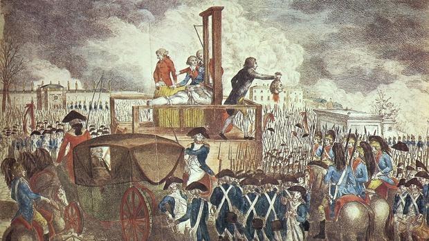 Más de 40.000 personas fallecieron durante el terror francés - Wikimedia