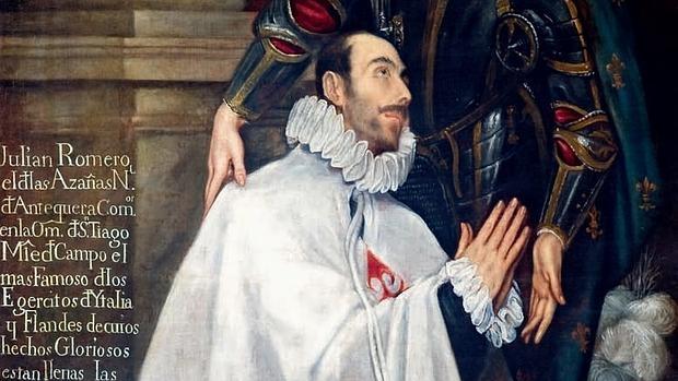 Julián Romero, maestre de campo y caballero de Santiago - Museo del Prado