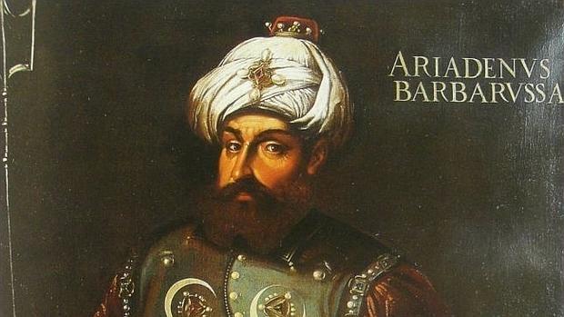 Retrato de Jaredín Barbarroja