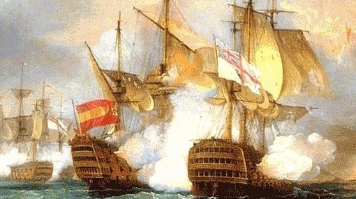 Batalla del Cabo San Vicente- Wikimedia