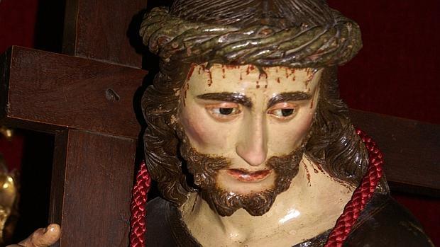 El Cristo de las Batallas se conserva en el convento de Mosén Rubí de Ávila - HERMANDAD DEL CRISTO DE LAS BATALLAS