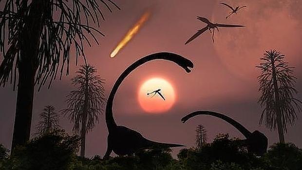 Un meteorito impactó contra lo que ahora es México hace 66 millones de años - Archivo
