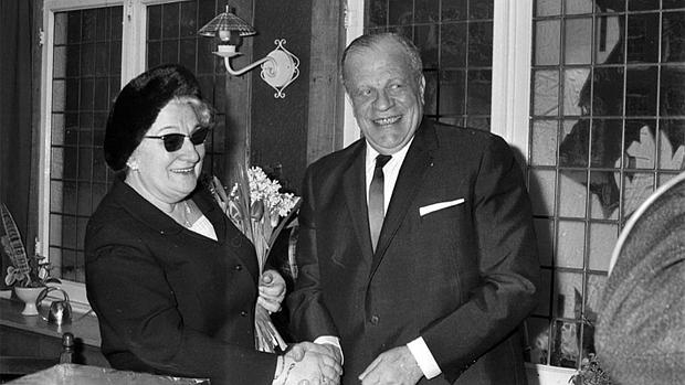 llLa holandesa Geertruida Wijsmuller- Meijer logró salvar la vida de más de 10.000 niños judíos en 74 viajes realizados entre 1938 y 1939, en vísperas de la Segunda Guerra Mundial