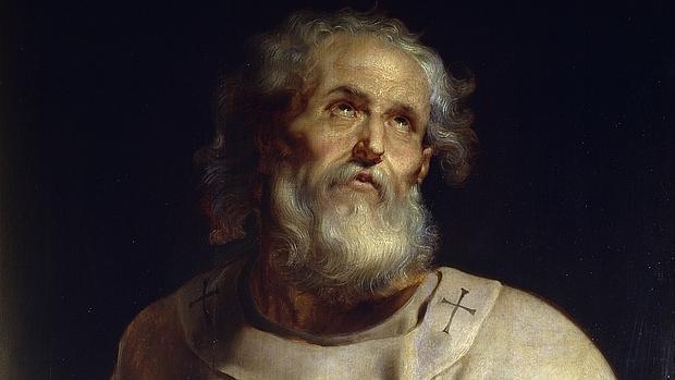 Pintura de San Pedro, por Peter Paul Rubens - Wikimedia