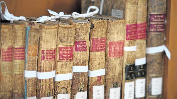 Libros en la Biblioteca Nacional - MATÍAS NIETO