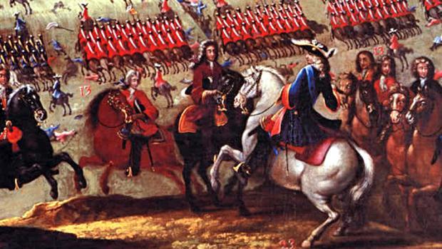 Batalla de Almansa, en la Guerra de Sucesión - Wikimedia